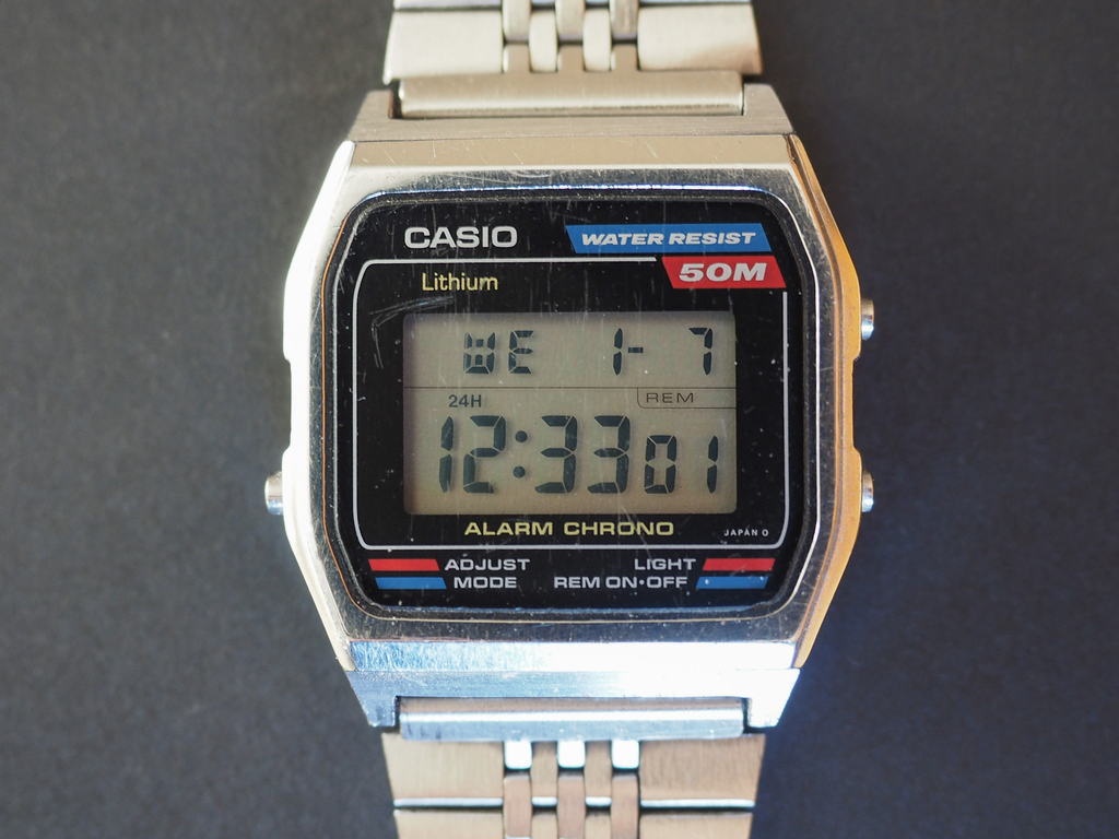 What Year Did Casio Launch its First Watch