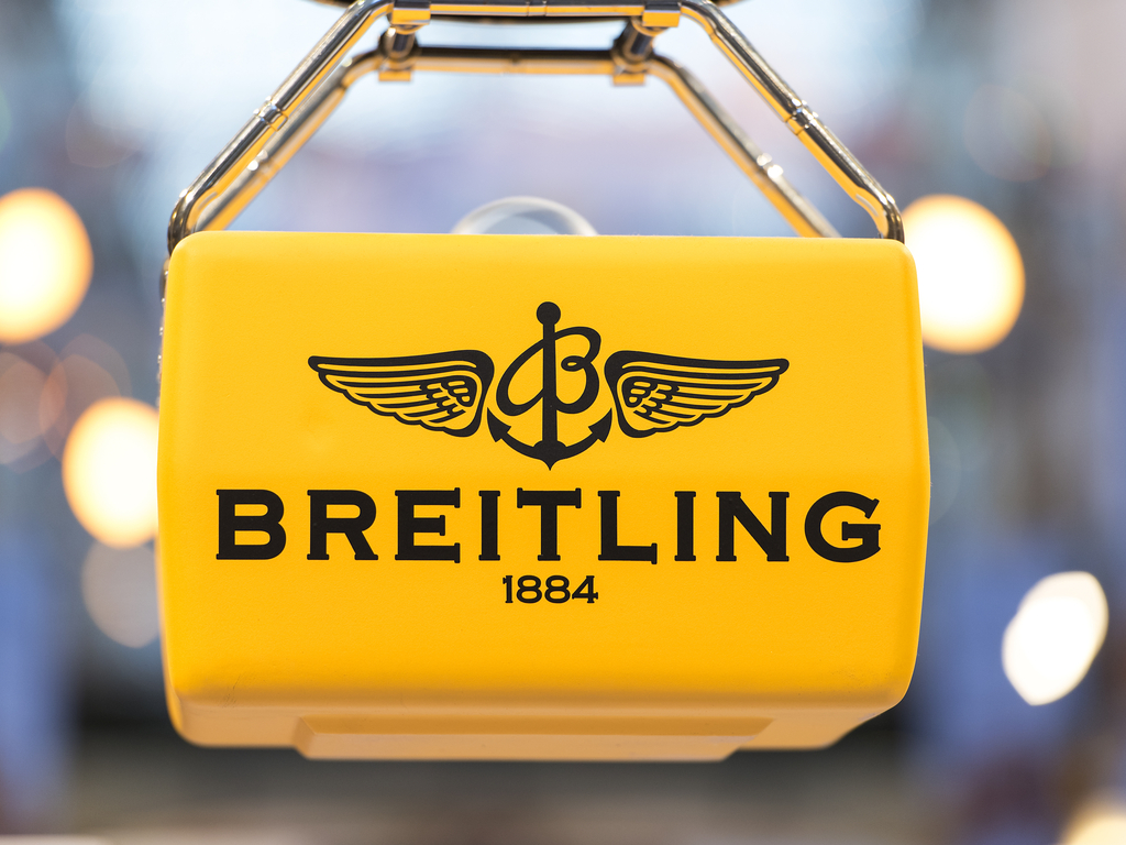 What Year Did Breitling Begin Making Watches?